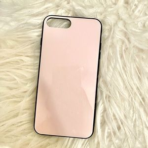 iPhone 6/7/8 plus pink shine case